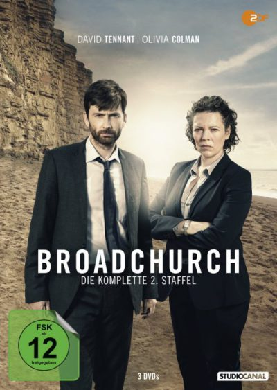 Broadchurch - Staffel 2 - Kritik & Verlosung