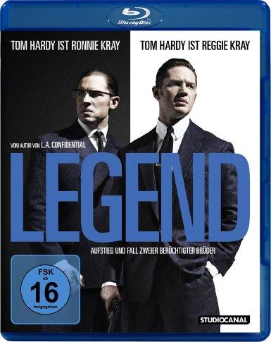 Legend - Filmkritik & Verlosung
