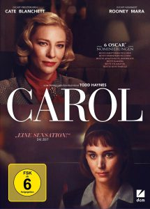 Carol - Filmkritik & Verlosung
