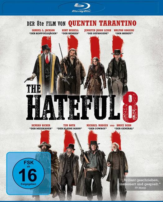 The Hateful Eight - Filmkritik