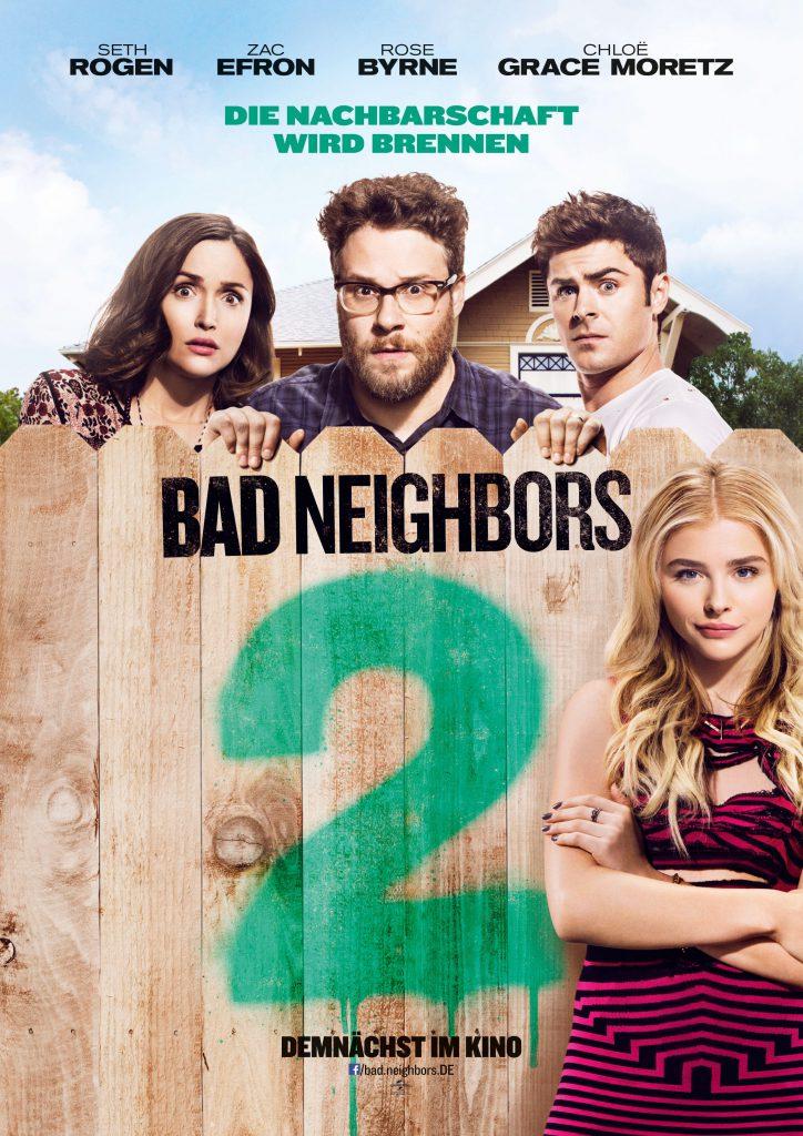 Bad Neighbors 2 - Filmkritik