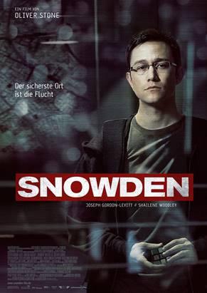 Snowden - extreme Gefahr