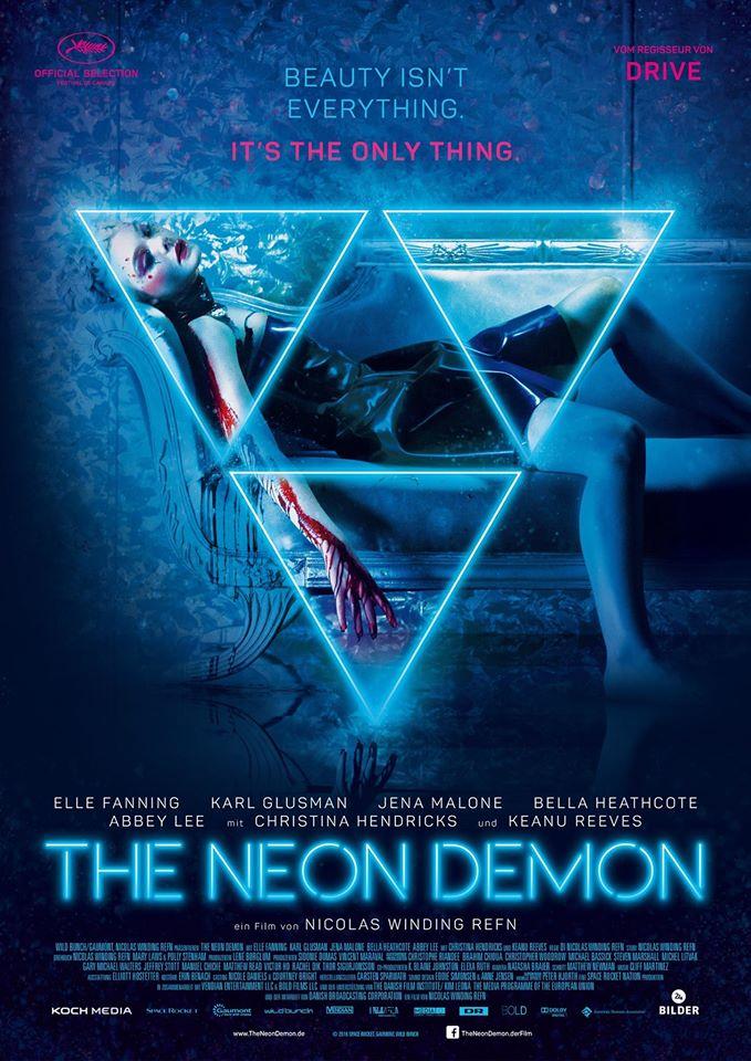 The Neon Demon - Verlosung