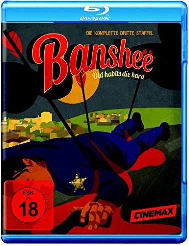 Banshee - Staffel 3 - Verlosung