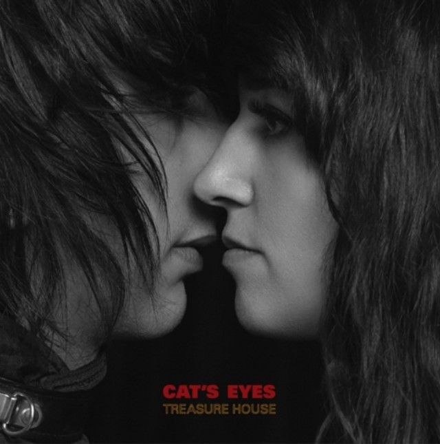 Cat's Eyes - Treasure House CD-Kritik
