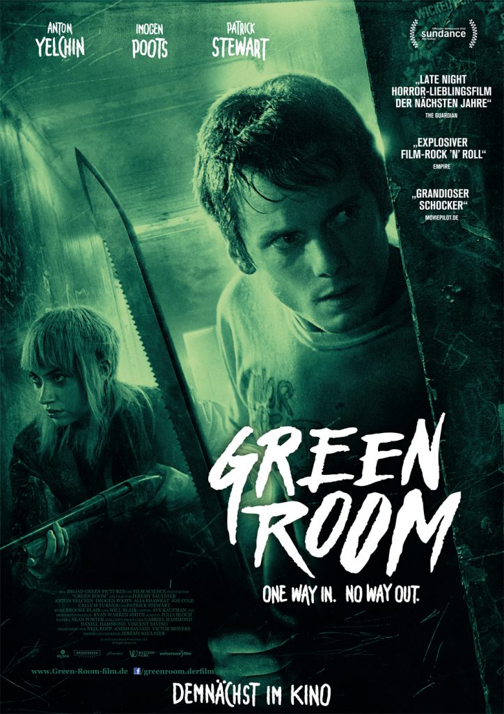 Green Room - Filmkritik