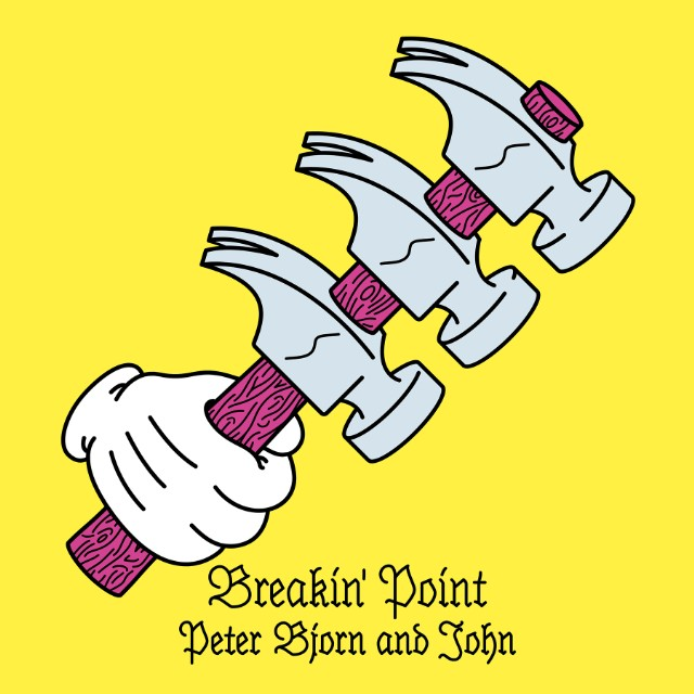 Peter Björn and John - Breaking Point CD-Kritik