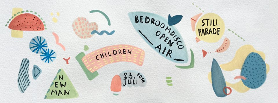 Bedroomdisco Open Air