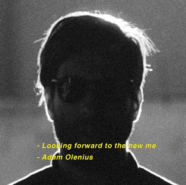 Adam Olenius - Looking Forward To The New Me EP-Kritik