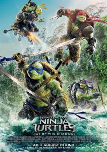 Kinotipp der Woche: TEENAGE MUTANT NINJA TURTLES – OUT OF THE SHADOWS