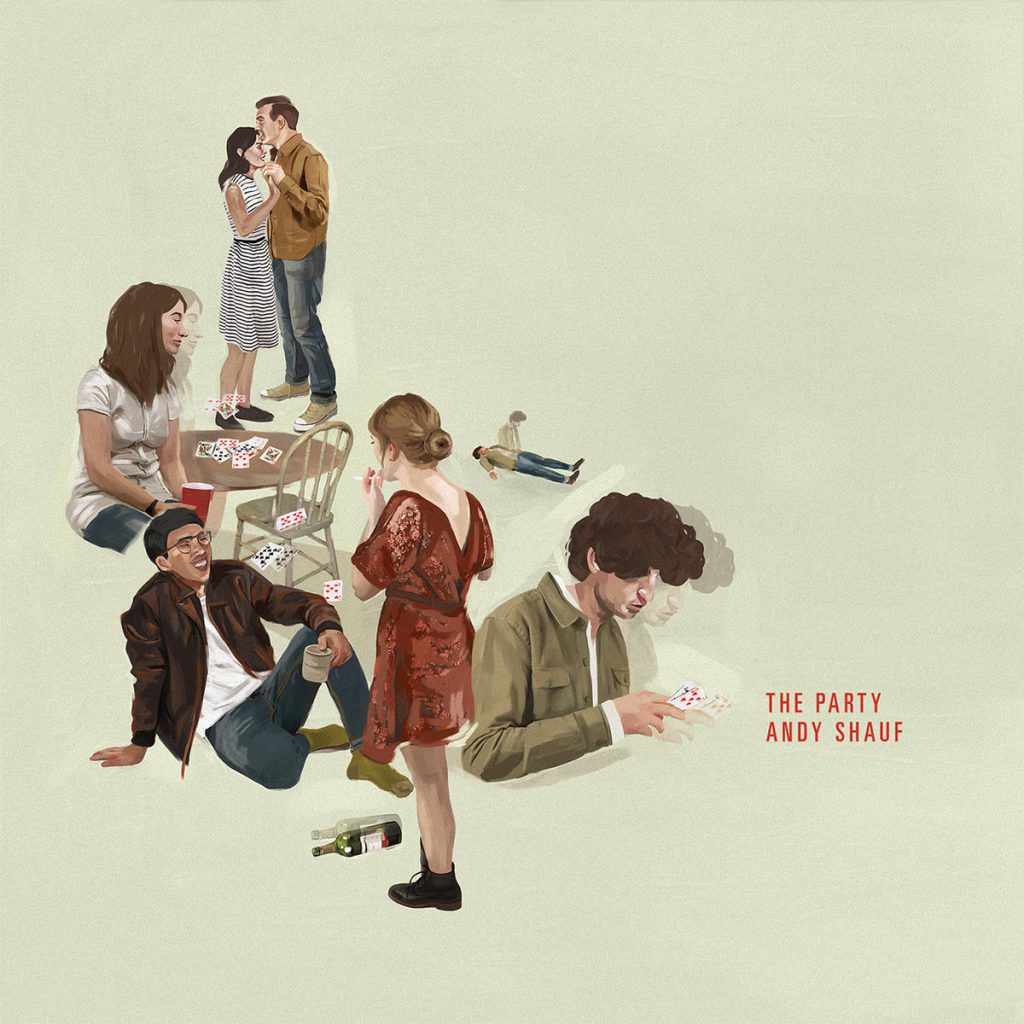 Andy Shauf - The Party CD-Kritik