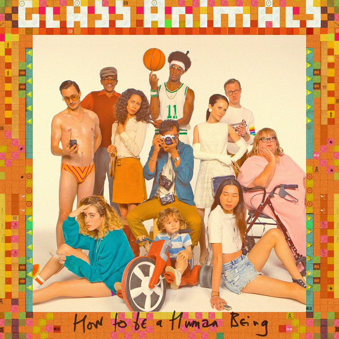 Glass Animals - How To Be A Human Being CD-Kritik