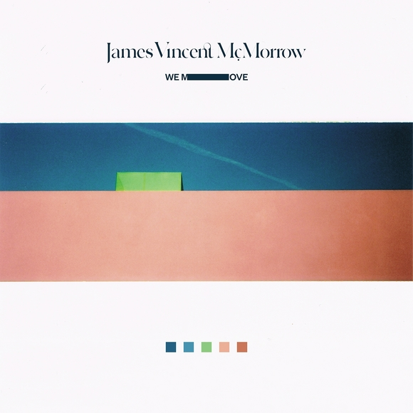 James Vincent McMorrow - We Move CD-Kritik