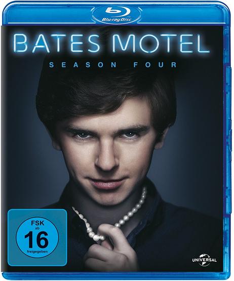 Bates Motel - Staffel 4 - Kritik & Verlosung