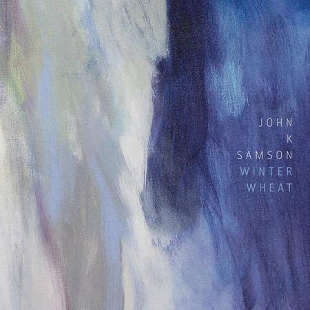 John K. Samson - Winter Wheat (Albumcover)