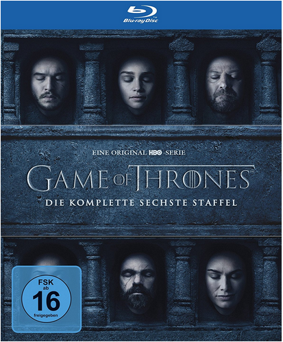 Game of Thrones - Season 6 - Verlosung