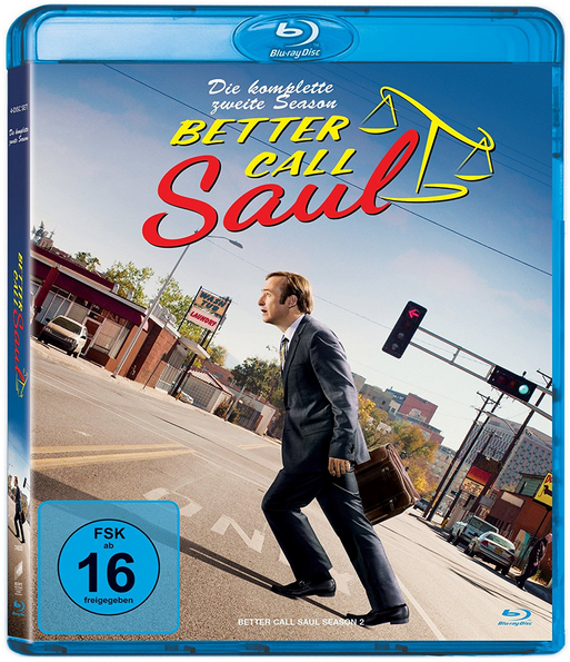 Better Call Saul - Season 2 - Verlosung