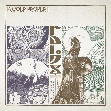 Wolf People - Ruins Albumcover