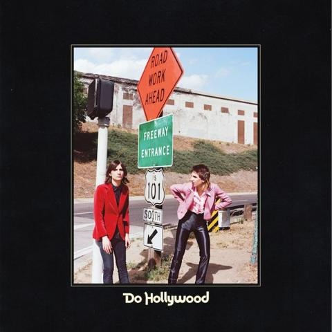 The Lemon Twigs - Do Hollywood Albumcover