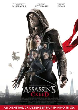 Assassin's Creed - Filmkritik