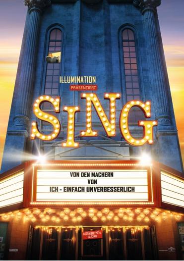 SING - Filmkritik