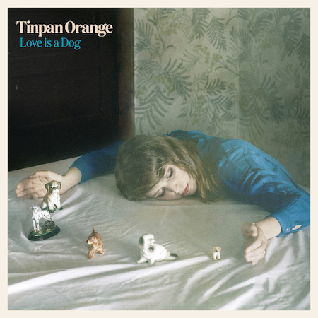 Tinpan Orange - Love Is A Dog Plattencover