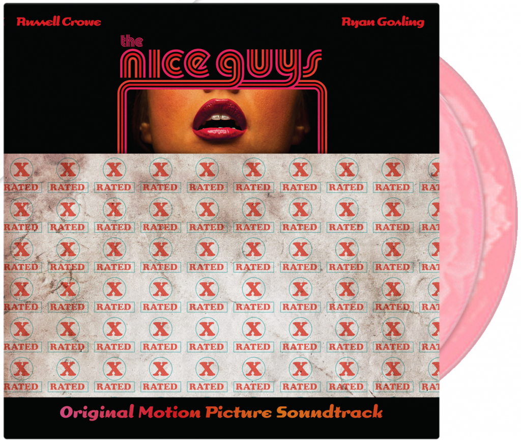 Bedroomdisco Adventskalender - The Nice Guys