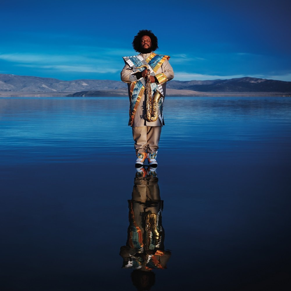 Kamasi Washington - Heaven & Earth Cover