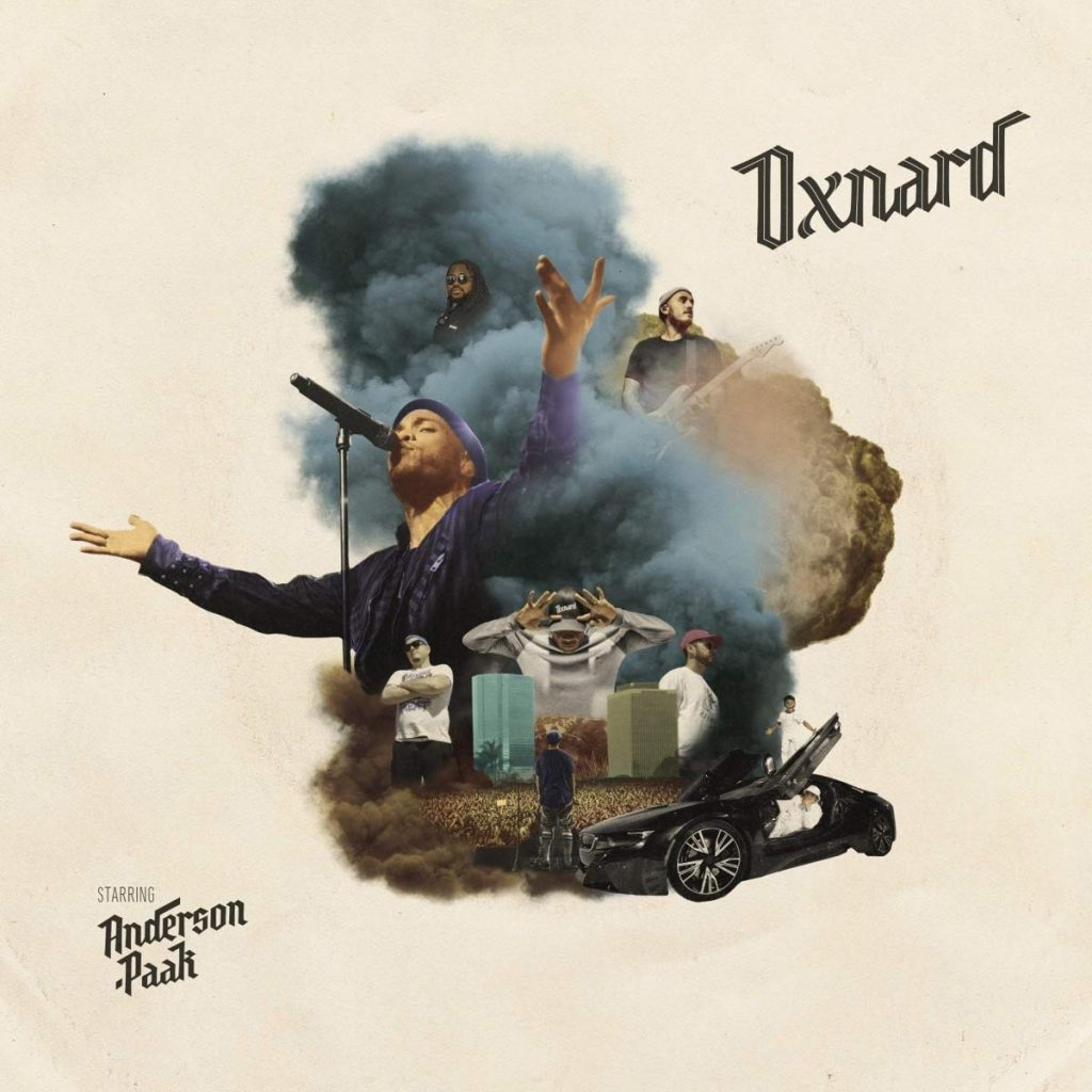 Anderson.Paak - Oxnard Cover