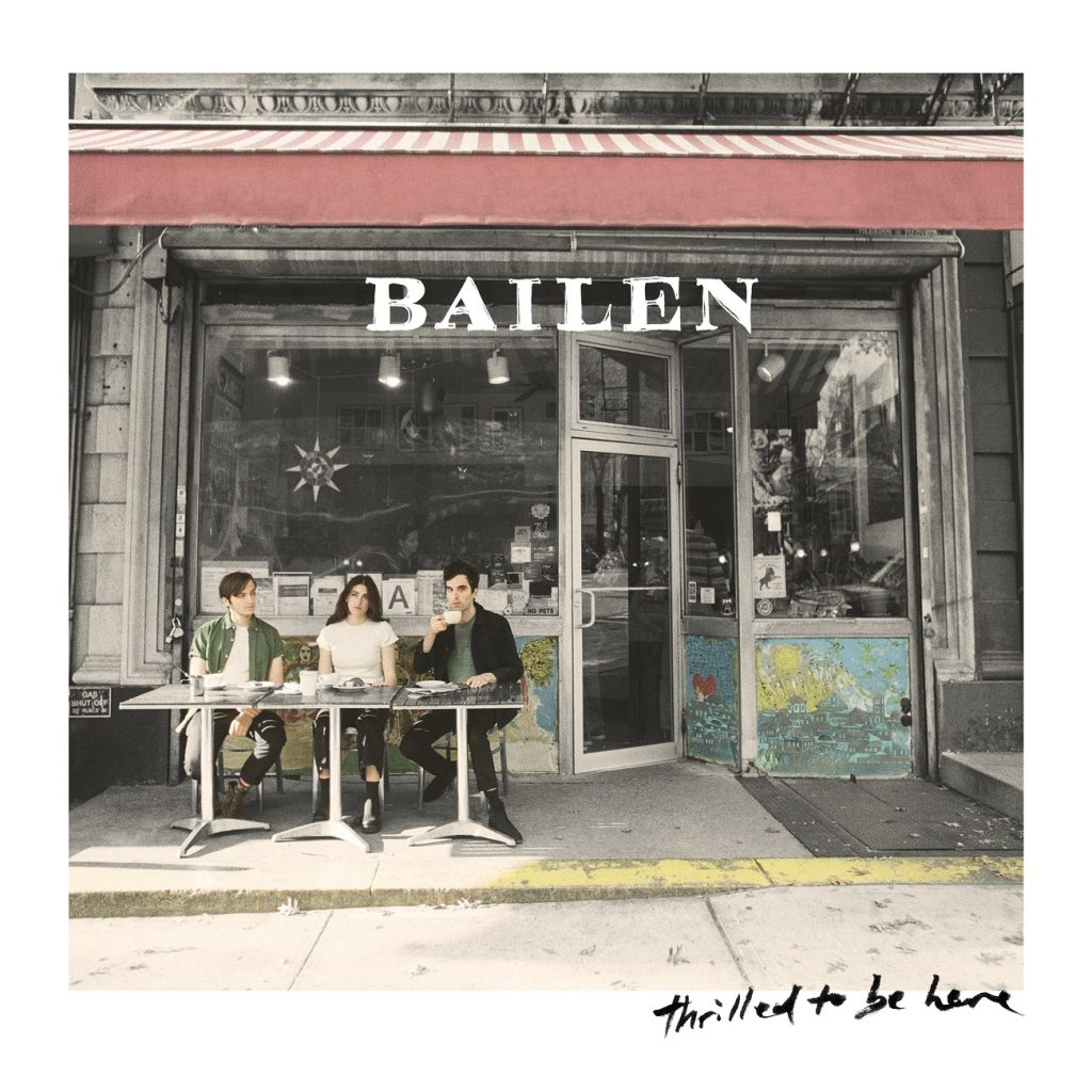 Bailen Album Cover