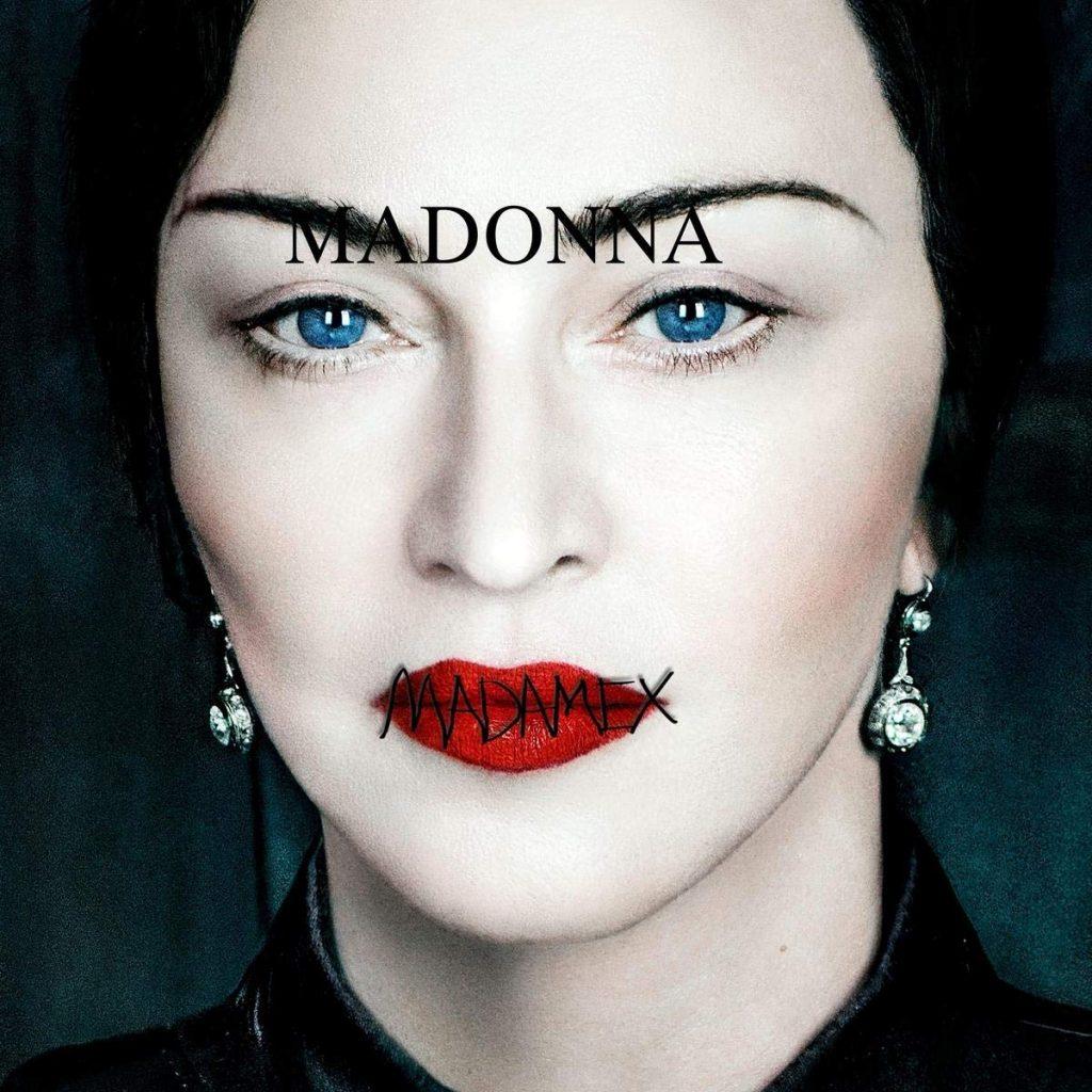 Madonna - Madame X Cover