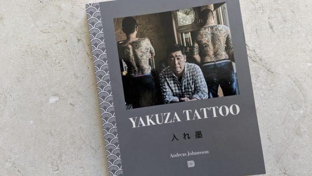 Andreas Johannson - Yakuza Tattoo