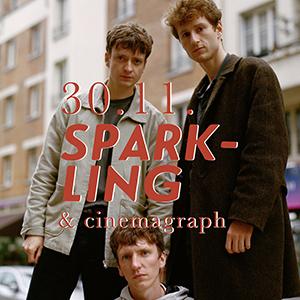 Sparkling & Cinemagraph