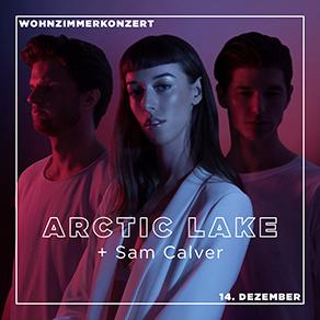 Arctic Lake & Sam Calver