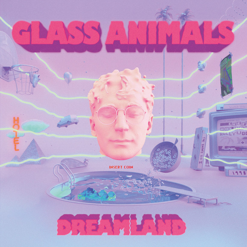 Glass Animals Dreamland Cover