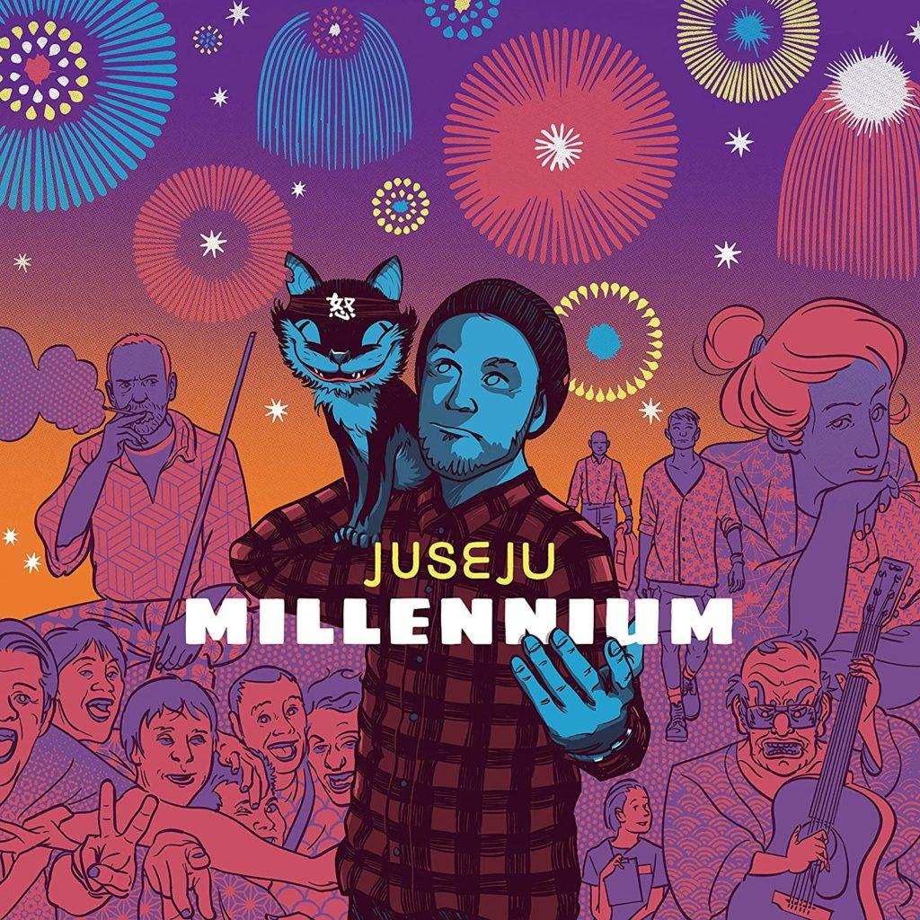 Juse Ju - Millenium Cover