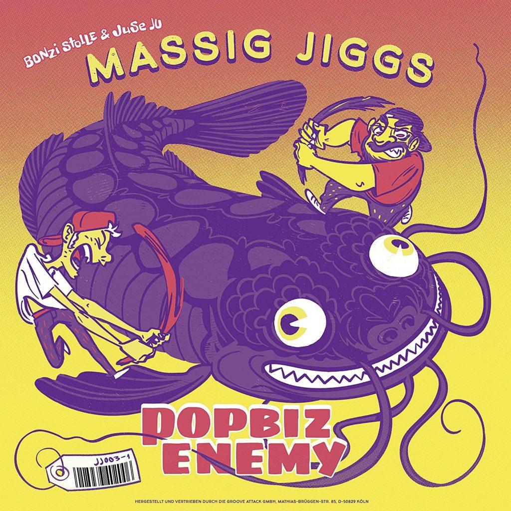 Massig Jiggs Cover