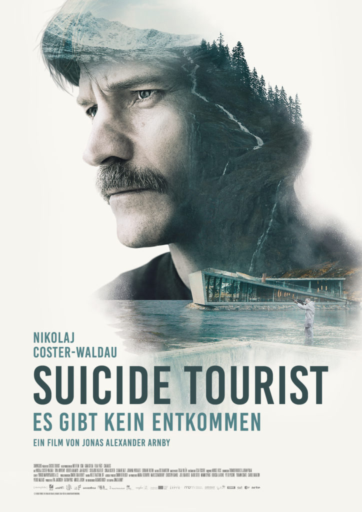 Suicide Tourist Plakat