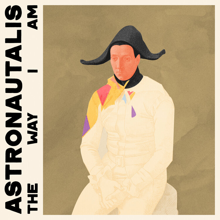 Astronautalis - The Way I Am Cover
