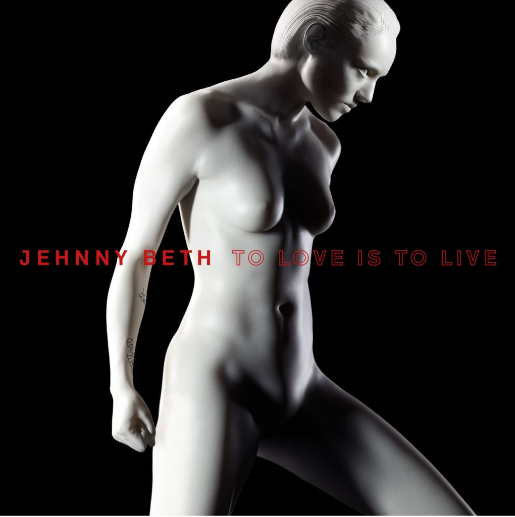 Jehnny Beth - Albumcover