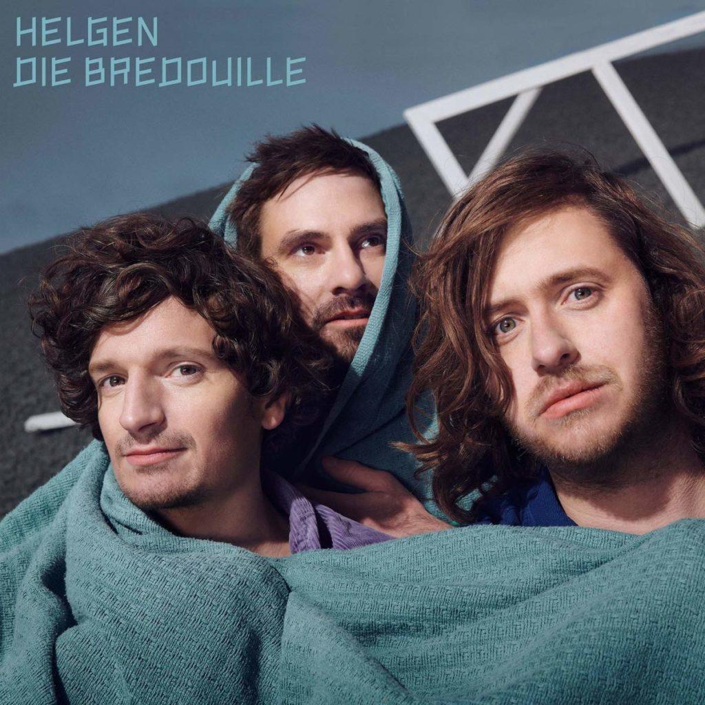 Helgen - Die Bredouille Cover