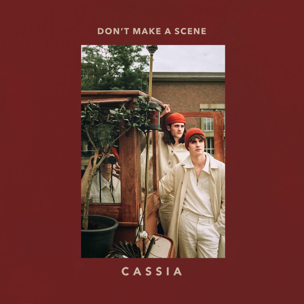Cassia Don't Make A Scene Cover