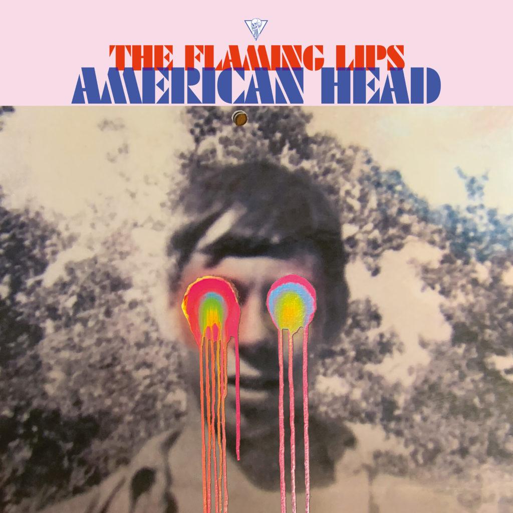 The Flaming Lips American Head Artwork