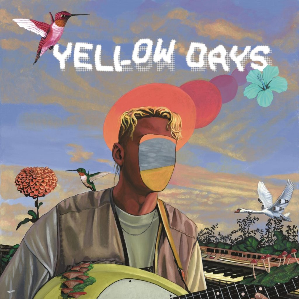 Yellow Days A Day In A Yellow Beat Cover