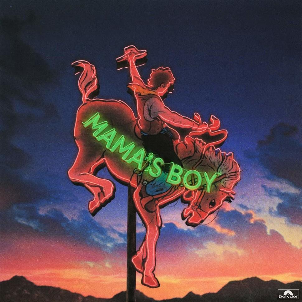 Lany Mamas Boy Cover