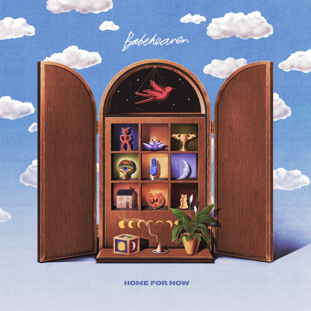Babeheaven Home For Now Album Art