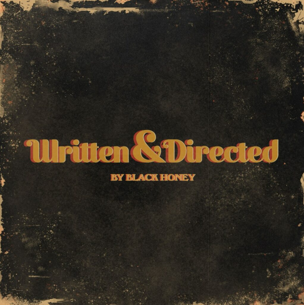 Written & Directed_Albumartwork