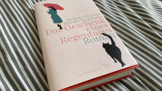 Makoto Shinkai - Das Geschenk eines Regentages
