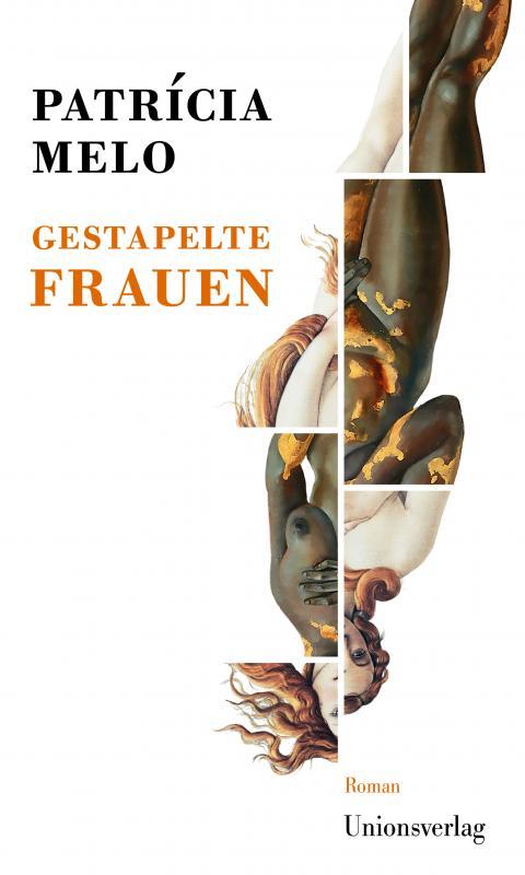 Patricia Melo - Gestapelte Frauen Cover