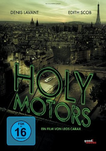 Holy Motors - Filmkritik & Verlosung
